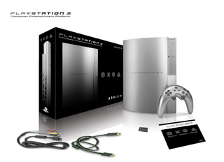 PlayStation 3 Boxed