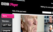 BBC iPlayer on the PS3