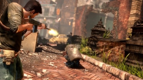 Unchartered 2 Screenshot PS3