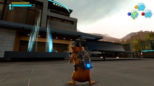 G-Force 3D PS3 Screenshot