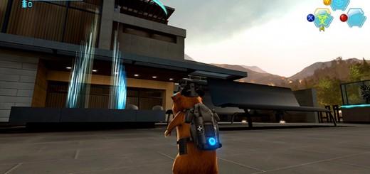 G-Force 3D PS3 Screenshot