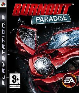 Burnout Paradise PS3 Box