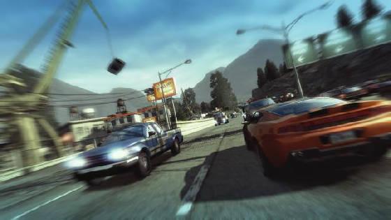 Burnout Paradise Screenshot PS3 2