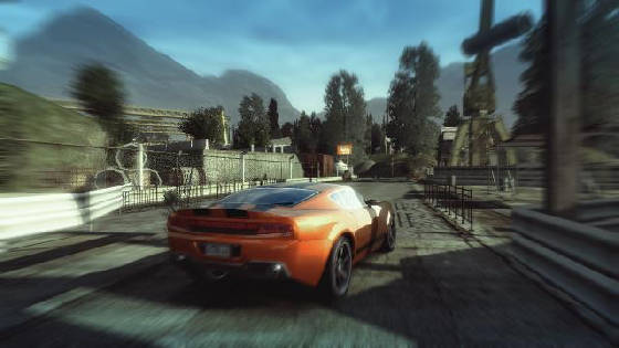 Burnout Paradise Screenshot PS3 3