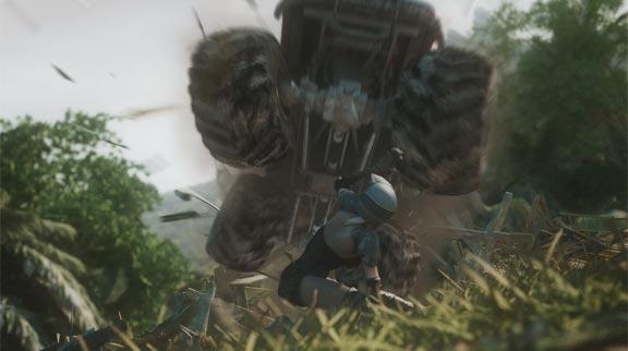 Motorstorm 2 Pacifica Screenshot 3